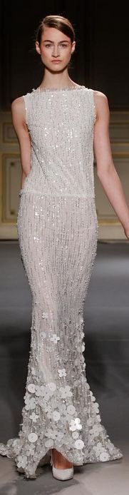 Georges Hobieka - Haute Couture Spring 2013