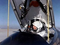 The X-15 had an ejection seat that allowed ejection at speeds up to Mach 4 and/or 120,000 feet (37 km) altitude, although it was not used during the program. In the event of ejection, the seat had deployable fins which were used until it reached a safer speed/altitude, where it could deploy its main parachute.