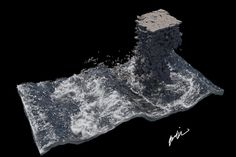 Destruction on the ocean from Jacys Lin: New R&D Water simulation by Maya 2016 Bifrost Rigid Body Dynamic by Thinking Particles 6.2 Render by Houdini 15 Mantra Special Thanks: Custom bif to abc converter by Chris Ko Hope you like it, any comment whether you like this or dislike this are all welcome. This one will be my last test for bifrost RnD, heading back with Houdini 15 for further experiment.