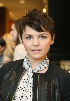 Ginnifer Goodwin Pixie Cut | Short Hair, Pixie Haircut - Ginnifer Goodwin | SHORT Hair