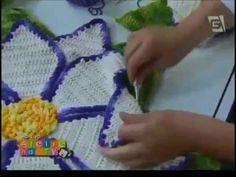 Ateliê na TV Tapete estrela Cristina Luriko