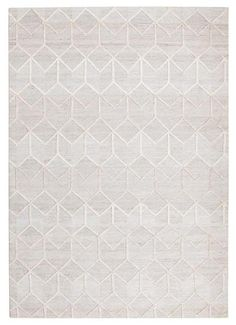 Marietta is a textured hand-loomed floor rug featuring a geometric cube pattern which is achieved by applying a jacquard technique (similar to that used for brocade, damask and tapestries). Woven from wool Cube Pattern, Coastal Rugs, Rug Texture, Transitional Rugs, Grey And Beige, Indoor Rugs, Grey Rugs, Modern Rugs, Lounge
