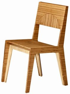 Brave Space Design Hollow Dining Chair   The Dining Chair Has A Matching  Hollow Thru Space Below The Seat. Ergonomic Half Circle Cutaway Shapes On  The Seat ...