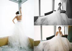 -Vera Wang Wedding Dress - Gown - Hong Kong Wedding March 2 2013 - Winkie and Howard - By Susan Shek