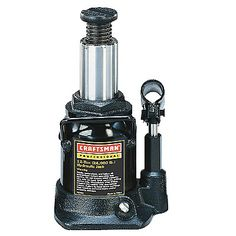 57 best hydraulics images on pinterest heavy equipment triangle craftsman professional 20 ton shorty hydraulic bottle jack fandeluxe Gallery