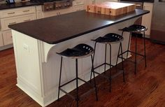 FREE SHIPPING – Vintage Tractor Seat Bar Stools by BarnWoodFurniture on Etsy www.etsy.com/…