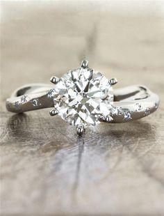 35 Classic Elegance Engagement Rings from Ken and Dana Design | http://www.deerpearlflowers.com/35-classic-elegance-engagement-rings-from-ken-dana-design/