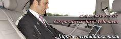 VHA Limos provide #corporatecarhiremelbourne