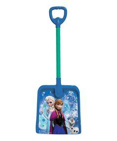 Loving this Frozen Snow Shovel on #zulily! #zulilyfinds
