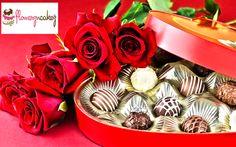Three of My Valentine's Most Romantic Poems Chocolate Flowers, Chocolate Box, Chocolate Truffles, Chocolate Covered, Romantic Poems, Most Romantic, Chocolates, Sister Birthday, Happy Birthday