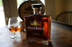 Hillrock enlisted Dave Pickerell, the former master distiller of Maker's Mark, to make the world's first solera-aged bourbon. #30DaysofBourbon