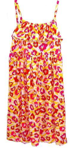 Girls Extremely Me Cotton Knit Sun Dress Size 10 12 #ExtremelyMe #SunDress #Everyday