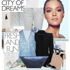Glamour Glamour Blue + Boticca