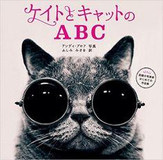 Amazon.co.jp: ケイトとキャットのABC: アンディ・プロフ, ふしみみさを: 本
