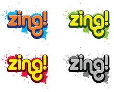 Zing logo design