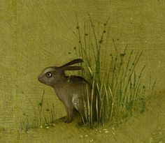 Hieronymus Bosch - detail from The Garden of Earthly Delights, ca. 1490 - 1510
