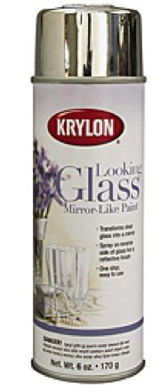 Krylon Looking Glass Aerosol 6-ounce Spray Paint