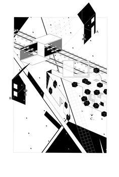 architecture architecture graphics Best Picture For contemporary Architecture Art For Architecture Collage, Architecture Graphics, Architecture Drawings, Architecture Portfolio, Concept Architecture, Facade Architecture, Architecture Images, Contemporary Architecture, Architectural Section