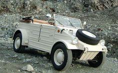 Volkswagen Kübelwagen -- You know, for those days when you want to go traipsing around the desert like Rommel. Volkswagen 181, Volkswagen Karmann Ghia, Volkswagen Safari, Volkswagen Thing, Ferdinand Porsche, Rat Hod, Bugatti, Lamborghini, Automobile