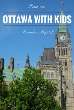 Family-friendly attractions and activities in the Canadian Capital Region - Ottawa and Gatineau. O Canada, Alberta Canada, Canada Trip, Canada Ontario, Ottawa Ontario, Canadian Travel, Canadian Rockies, Vacation Trips, Vacation Spots