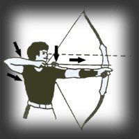 [Jeanne d'Arc Archery] - technique - décomposition d'une séquence de tir