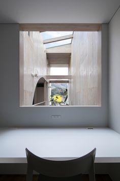 書斎 / Yoshihiro Ishiue Architects