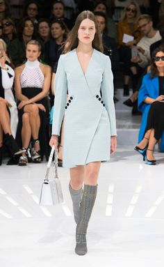 Christian Dior - PFW Spring/Summer 2015 - www.so-sophisticated.com