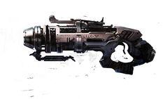 PLASMA SHOOTER by *dasAdam on deviantART