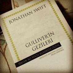 Jonathan Swift, Gulliver'in Gezileri
