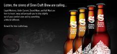 Siren Craft Beer - Marketing Image