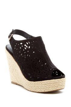 Baylee Platform Wedge Sandal by Bucco on @HauteLook