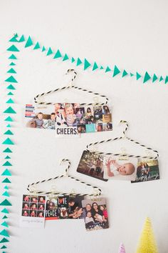 How to Display Holiday Cards