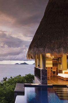 Maia Luxury Resort & Spa, Seychelles; Top Honeymoon Destinations (BridesMagazine.co.uk)