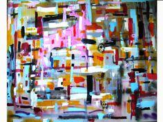 """""""Reno rosa volador"""" by Gonzalo Mandian 2014"""