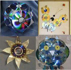 CD Craft: Crafty uses for old Compact DiscsVitamin-Ha | Vitamin-Ha