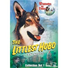The Littlest Hobo TV Series - Made in the 60s. Classic.