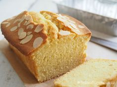 Yogurt Butter Cake - Bake With Paws