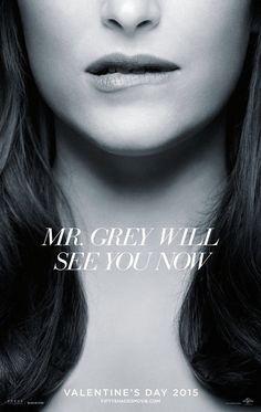 2 Sexy #FiftyShades Movie Posters Revealed - Dakota Johsnon biting her lip like #AnastasiaSteele  #fityshadesmovie www.mrgreyceo.com/fifty-shades-movie-new/sexy-fifty-shades-movie-posters-revealed/