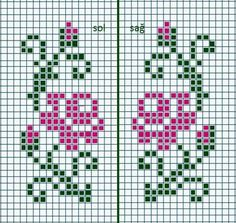 1 million+ Stunning Free Images to Use Anywhere Simple Cross Stitch, Cross Stitch Rose, Cross Stitch Borders, Cross Stitch Flowers, Cross Stitch Charts, Cross Stitch Designs, Cross Stitching, Cross Stitch Embroidery, Embroidery Patterns