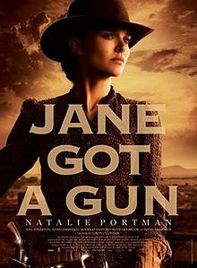 """Jane got a Gun (January 29, 2016)  an action drama western film directed by Gavin O'Connor, written by Brian Duffield. Stars: Natalie Portman, Joel Edgerton, Noah Emmerich, Ewan McGregor. Jane built a new life with her husband Bill """"Ham"""" Hammond after being tormented by the Bishop Boys gang. She finds herself in the gang's crosshairs again when Ham stumbles home riddled with bullets after dueling with the Boys and their relentless leader Colin. She turns to her former fiance Dan Frost for…"""