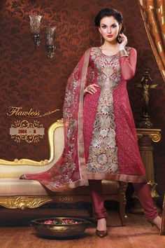 Stunning Embroided Suits