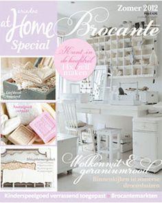 Brocante special zomer 2012. #magazine #cover #brocante #shabby