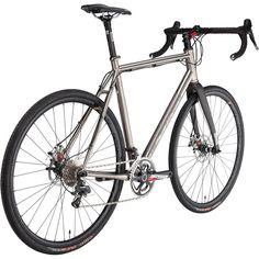 Salsa Cycles | Bikes | Warbird Ti