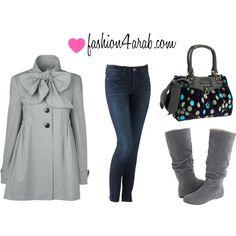 """""""w1"""" by fashion4arab on Polyvore"""