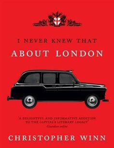 In this lavishly illustrated book, bestselling author Christopher Winn takes you on a captivating journey around London