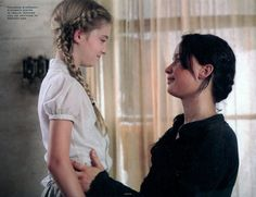 the hunger games gale and prim | Hunger Games Stills - the Reaping Day and Farewell ~ The Hunger Games ...