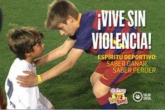 APRENDER A GANAR Y TAMBIÉN A PERDER. #QuieroVivirSano #SaludSocial #ViveSinViolencia