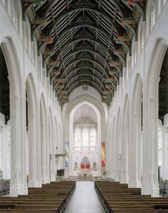 Bury St Edmunds Cathedral, Bury St Edmunds, Suffolk