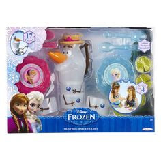 Even months later anything to do with the Disney movie Frozen is still a hot item. So let's start out 2015 with one of those popular items this cute Olaf Summer Tea Party Set! Frozen Tea Set, Frozen Tea Party, Frozen Birthday Party, Olaf Summer, Summer Set, Summer Time, Frozen Merchandise, Frozen Christmas, Christmas Gifts