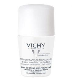 Cildinize bakım uygulayarak dış etkenlere karşı koruma sağlayan, doğal nemini dengede tutan Vichy Terleme Karşıtı 48 Saat Etkili ROLL-ON Deodorant 50 mL ürününü kullanabilirsiniz. Diğer Vichy ürünleri için http://www.portakalrengi.com/vichy sayfamızı ziyaret edebilirsiniz. #vichy #vichyurunleri #ciltbakım #bakımurunleri